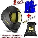 Esab SENTINEL A50 Auto Darkening Welding Helmet - BIG PROMO! - BUY ONE GET TWO: Gloves and Soapstone