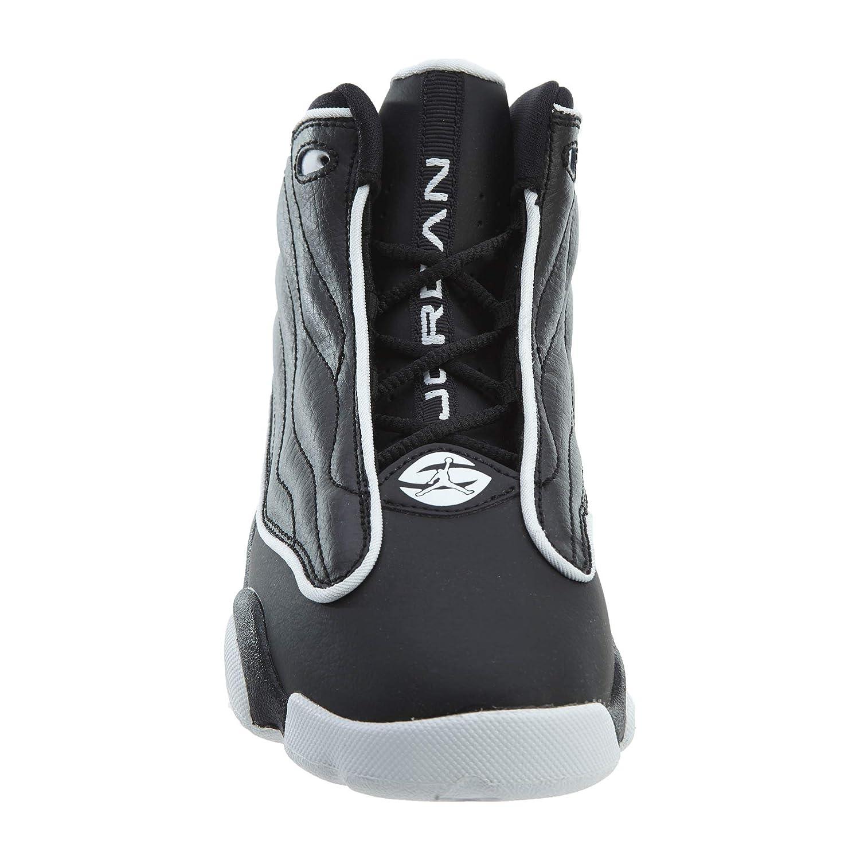 Jordan Boys Pro Strong Basketball Shoes Black//White-White 1.5Y