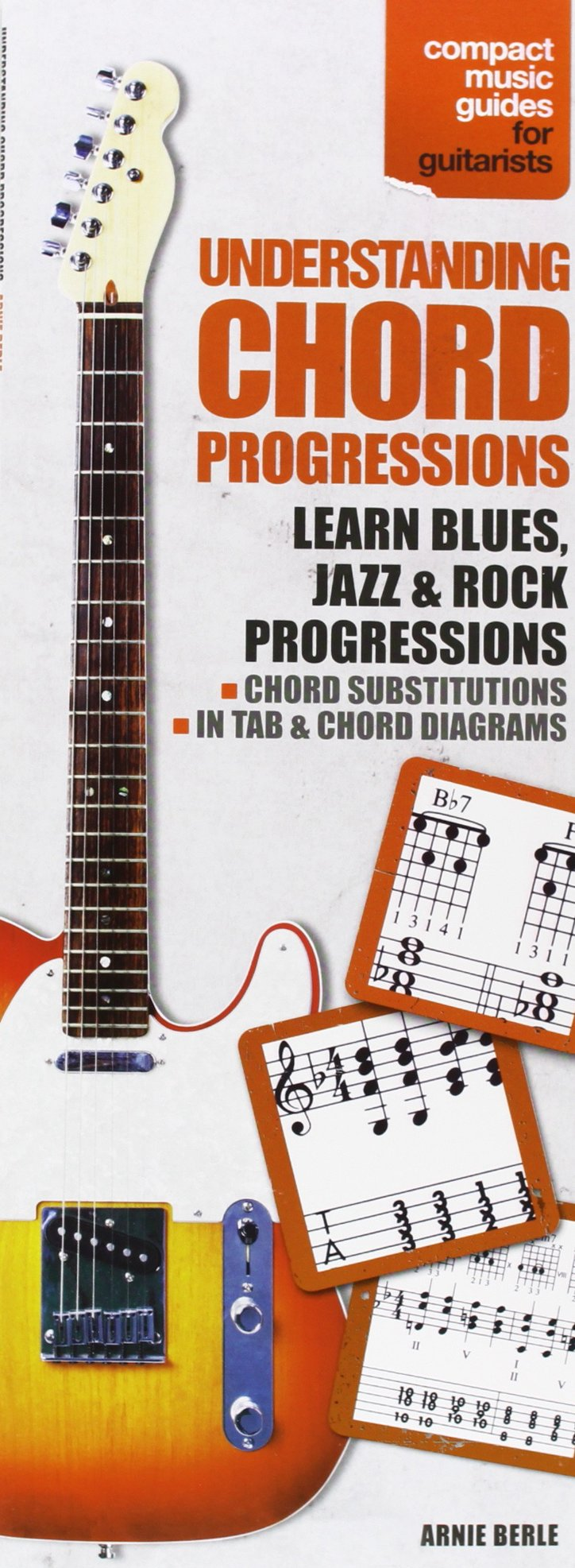 Amazon.com: Understanding Chord Progressions for Guitar: Compact ...