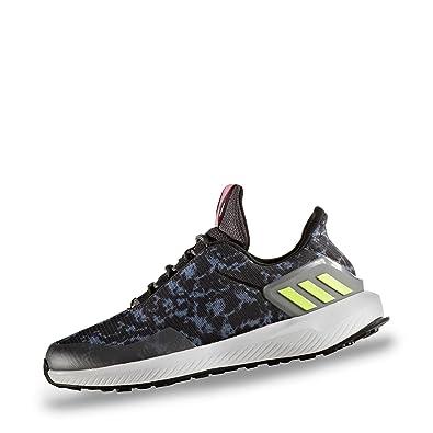 buy popular 82814 22225 adidas RapidaRun Uncaged K, Zapatillas Unisex Niños, Gris  (GrpudgAmasolNegbas), 35 EU Amazon.es Zapatos y complementos
