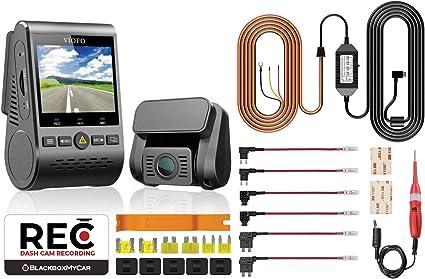 Original Viofo A129 Duo GPS Wifi Car Dash Camera w// Parking Mode Hardwire /& 64GB