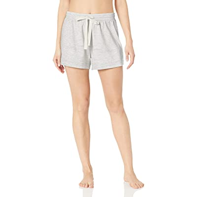 Essentials Women's Lightweight Lounge Terry Pajama Short: Clothing