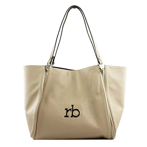 Borsa Donna Rocco Reversibile Barocco Bag Roccobarocco Shopping zqMVpSGU