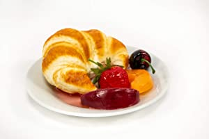 Just Dough It Fake Croissant with Fruit