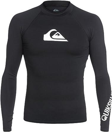 Quiksilver All Time-Camiseta de natación para hombre: Quiksilver: Amazon.es: Ropa y accesorios