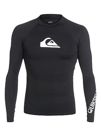 Quiksilver All Time Herren Swimshirt  Quiksilver  Amazon.de  Sport ... aaad0eda71