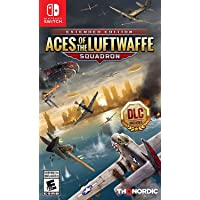 Deals on Aces of The Luftwaffe Squadron Edition Nintendo Switch