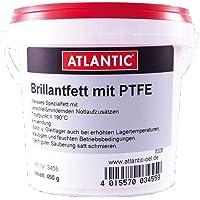 Atlantic mit PTFE Brilliantfett, Weiß, 450 g
