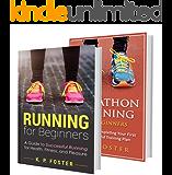 Running & Marathons for Beginners: Marathon Running Boxset. Training for Your First Marathon & Running for Beginners (Jogging, Marathon Training, Health and Fitness Series Book 1)