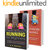 Running & Marathons for Beginners: Marathon Running Boxset. Training for Your First Marathon & Running for Beginners (Jogging, Marathon Training, Health and Fitness Series Book 1)