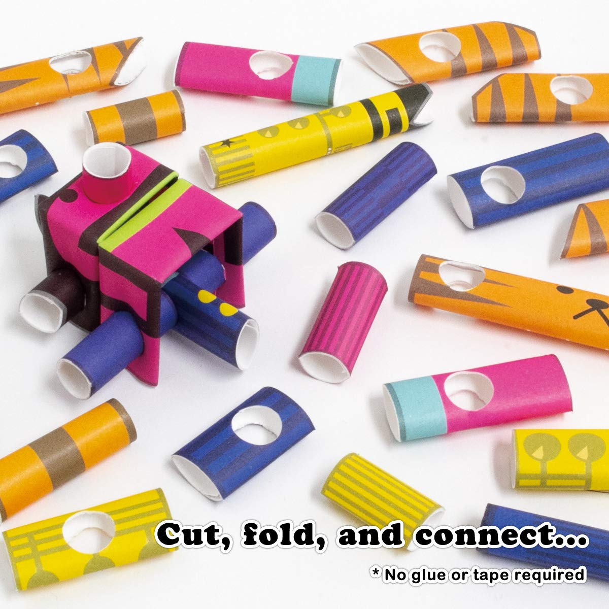 LTD CT-pip030 Old Package PIPEROID Tenor /& Silky Paper Craft Robot kit from Japan KOTO CO Jazzman /& His Cat
