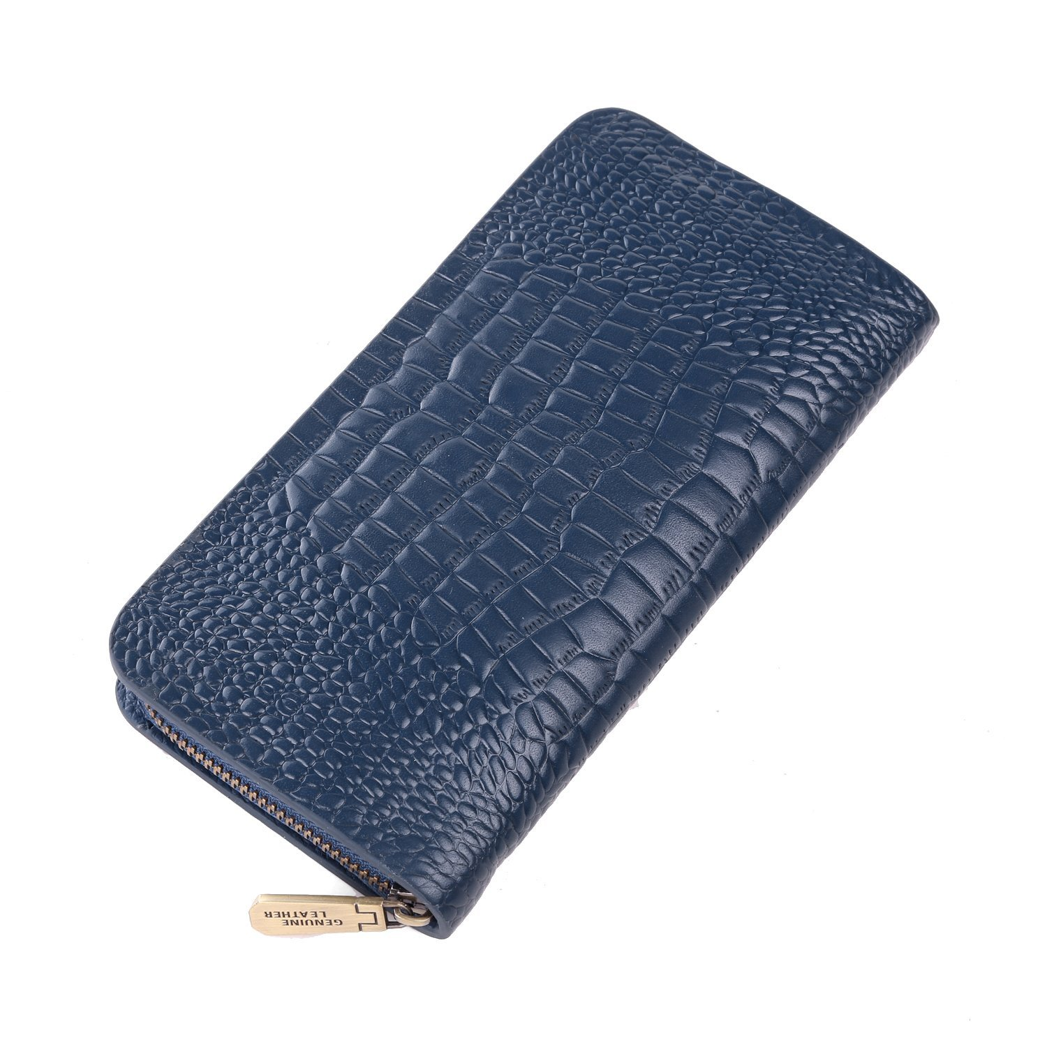 Herbal Heaven Mens Leather wallet long section of thin