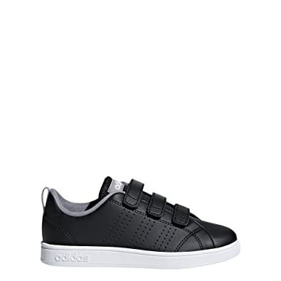 official photos bb7c3 f9c76 adidas Kids  VS Advantage Clean, Core Black Core Black Grey Three,