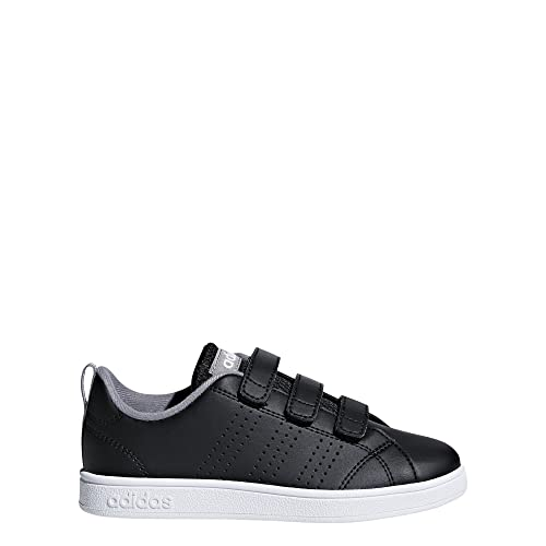 09a931fc190 Adidas Kids' VS Advantage Clean, Core Black/Core Black/Grey Three,