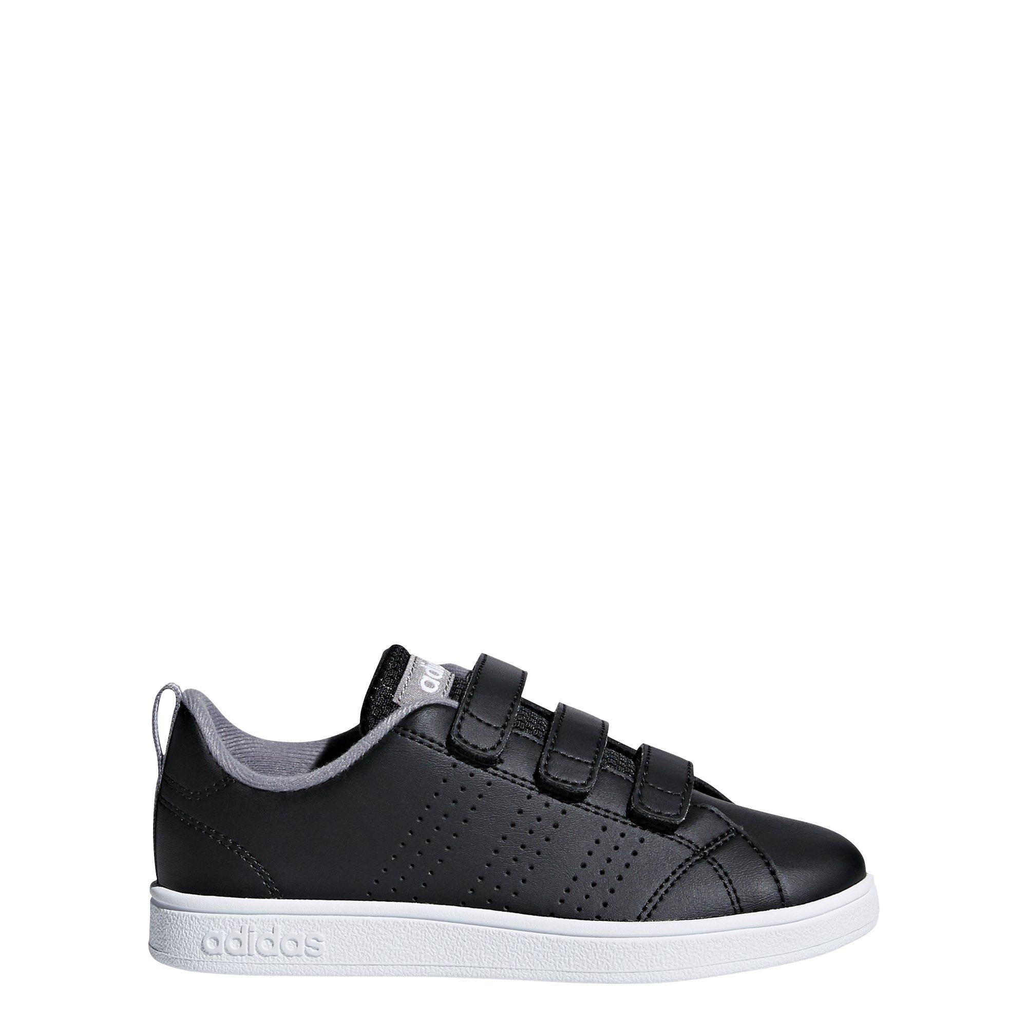 buy online 4309f 19328 Amazon.com   adidas Kids  VS Advantage Clean Sneaker   Sneakers