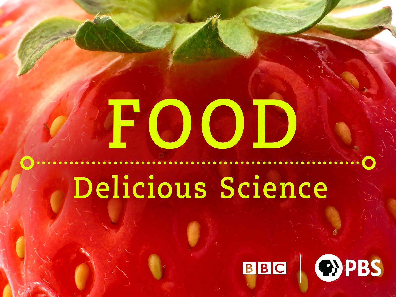 غذا: علم خوشمزه (مستند)