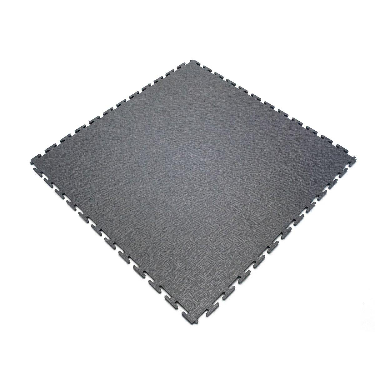 Industrie//Garage//Factory//Lager//Retail//werkstatt//Gym K490 Verrieglung graphite Pro M2 PVC-Boden Fliesen