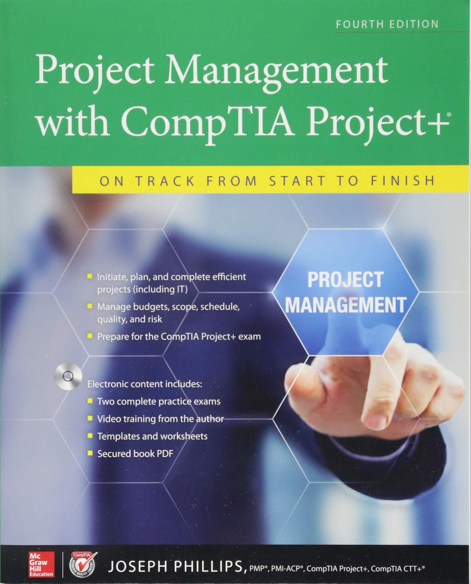 amazon project management with comptia project on track from