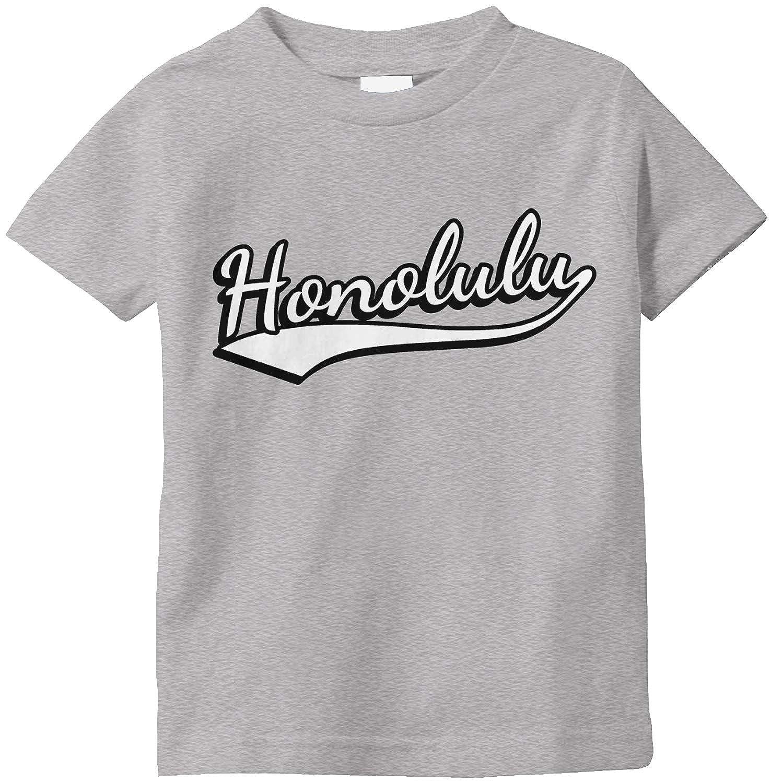 Hawaii Infant T-Shirt Amdesco Honolulu