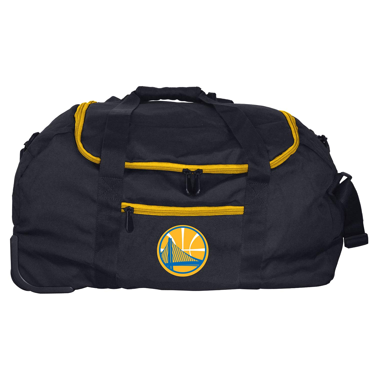 NBA Golden State Warriors Mini Collapsible Duffel, 22-inches