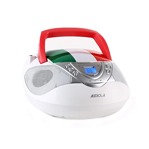 2 opinioni per Audiola Majestic AHB 0258 Radio USB CD MP3 UKW/MW Italia