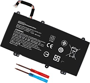 SG03XL 849048-421 849314-850 Laptop Battery for HP Envy M7 17T-U100 Series M7-U109DX M7-U009DX 17-U011NR W2K87UA 17-U110NR W289UA 17-U163CL 17-U273CL 17-U275CL 17-U177CL 849315-856 W2K88UA W2K86UA