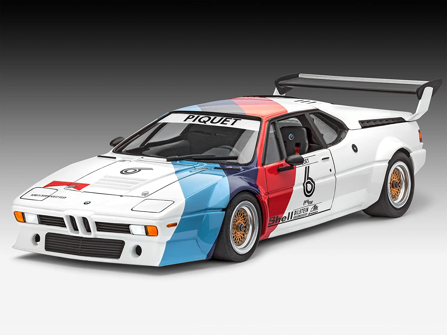 Buy 07247 1/24 78 BMW M1 Pro-Car Online at Low Prices in India ...