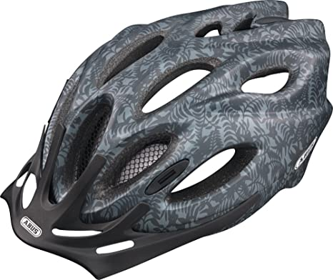 Abus 521713 - ARICA_Zoom_grey_fern_M Casco ARICA ZOOM color grey fern talla M