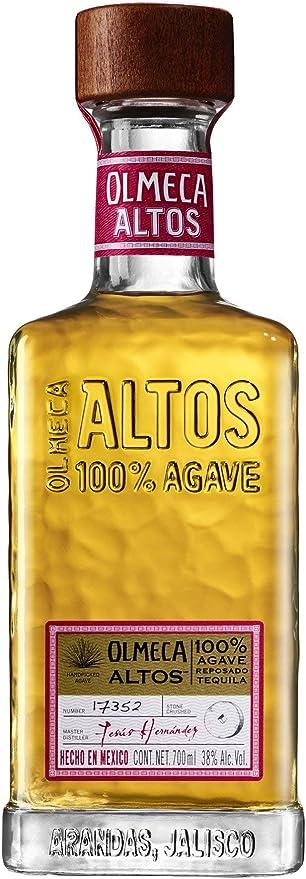 Image ofOlmeca Altos Reposado Tequila 70cl