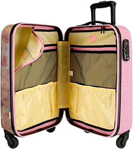 Multicolore Set de Bagages 55-67cm Gorjuss Wishing and Hoping 37x55x20 cms