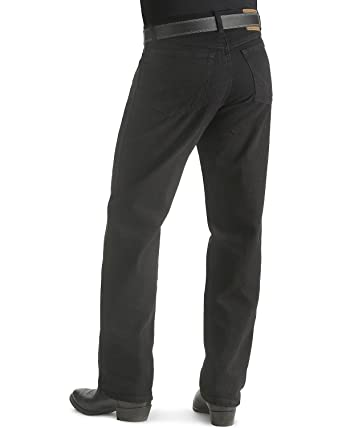 39f55111 Image Unavailable. Image not available for. Color: Wrangler Men's Jeans  Rugged Wear Relaxed Fit ...