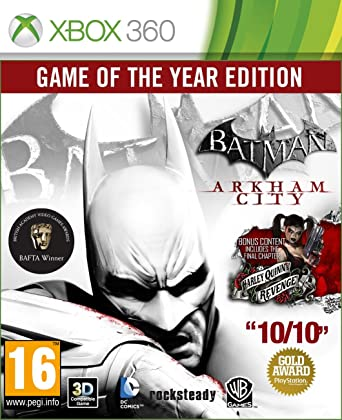 Batman game of the year