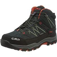 CMP – F.lli Campagnolo Kids Rigel Mid Trekking Shoe WP, Botas de Senderismo Unisex niños