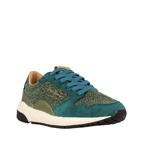 Pepe Jeans Foster Studio, Zapatillas para Mujer: Amazon.es: Zapatos y complementos