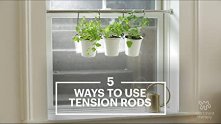 5 Ways to Use Tension Rods