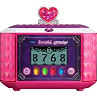 VTech Secret Safe Treasure Chest - Electronic Kid's Chest with Alarm, Speakers, Games - Pink - 529903