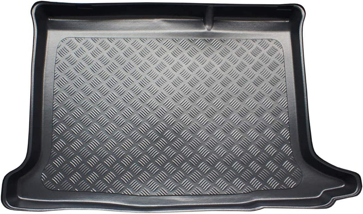 Nomad Auto Tailored Fit Heavy Duty Durable Black Boot Liner Tray Mat Protector for Dacia Sandero 2013 on