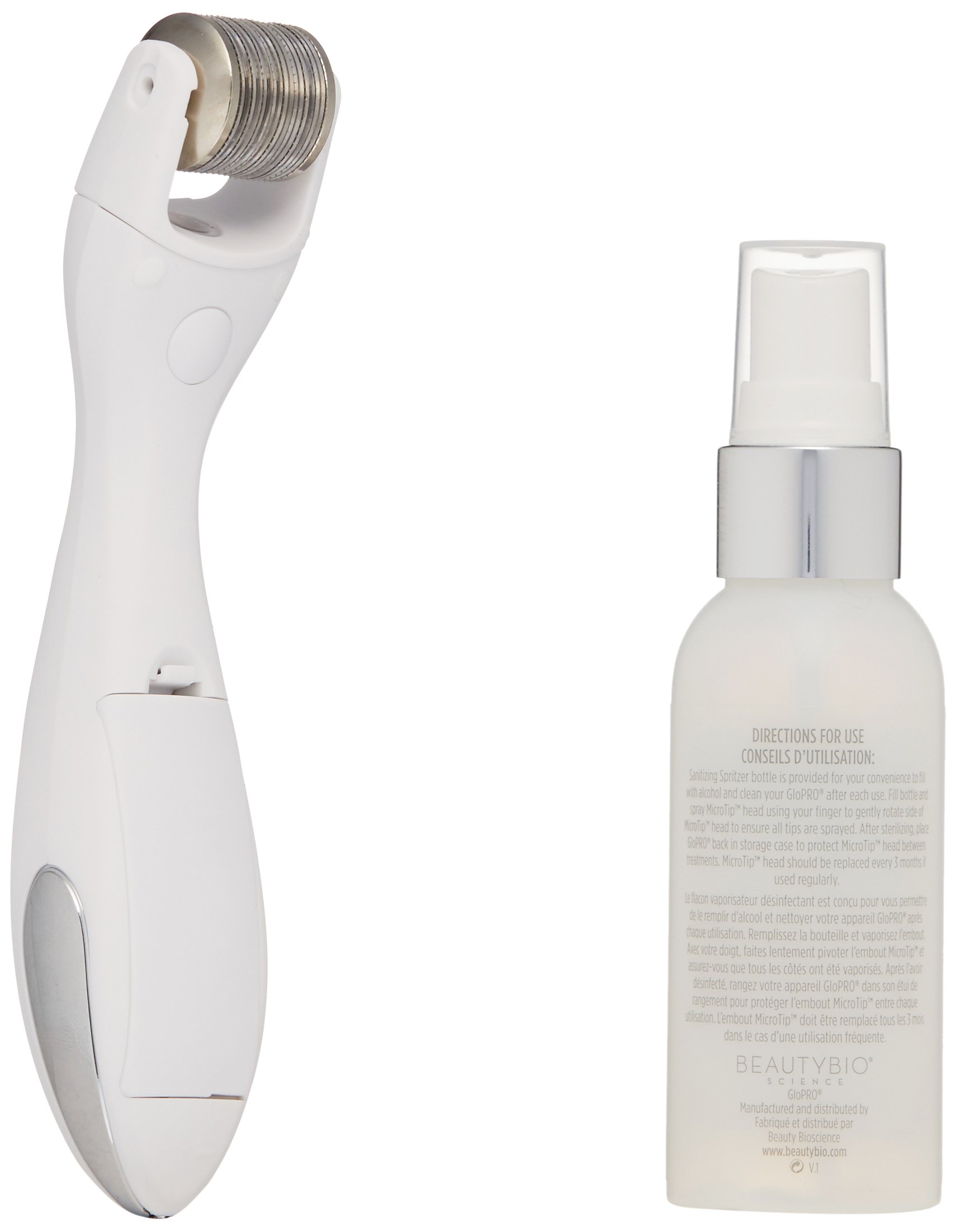 BeautyBio GloPRO Microneedling Tool and Face MicroTip Attachment Head by Beauty BIO (Image #6)