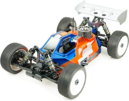 Amazon Com Tekno Rc Llc 1 8 Nb48 2 0 4wd Nitro Buggy Kit Tkr9300 Toys Games