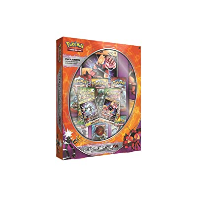 Pokemon Trading Cards Ultra Beast Premium GX Box featuring Buzzwole: Home Improvement