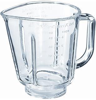 Kitchen Aid Neu Ersatz Glaskanne für 1,5 l Mixbecher (KSB555 etc.)