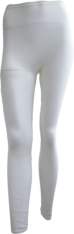 Palm/® British Made Ladies//Womens Thermal Fancy Knit Long John//Jane