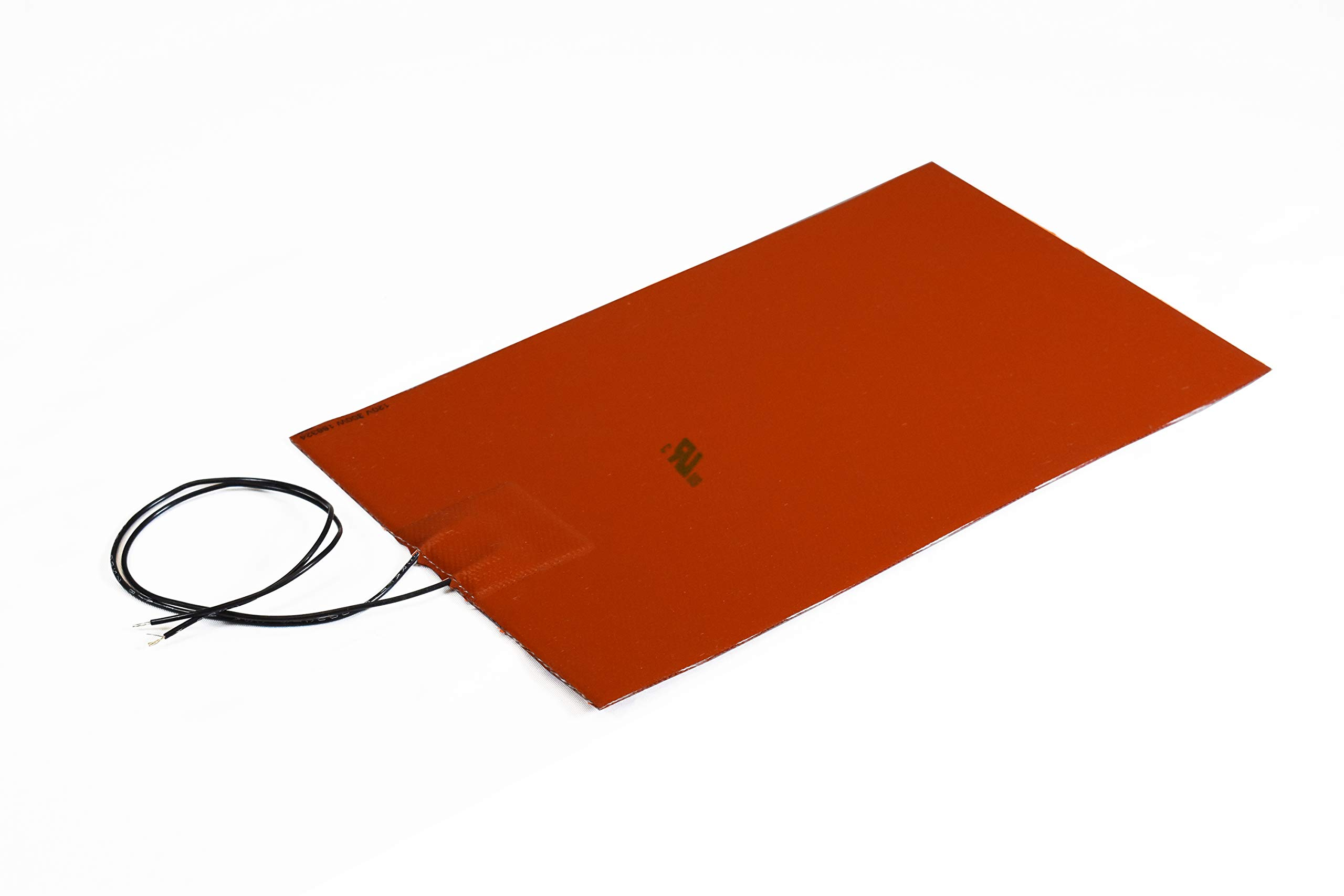 SRW Economy-Series Silicone Rubber Heating Blankets 5 in Wide x 10 in Length, 120V
