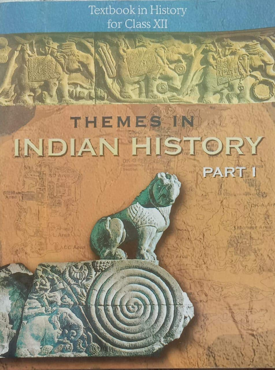 Themes In Indian History – Part I for Class 12- 12093
