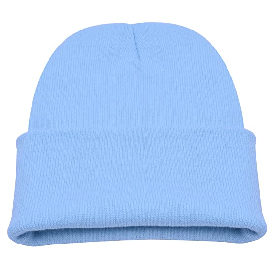 9578638cd7600 PZLE Blue Beanie Knit Beanie Baby Boy Beanie Men Beanie Stocking Cap Baby  Blue  Amazon.ca  Jewelry