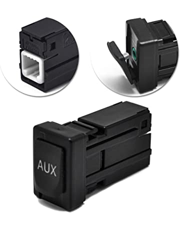 Auxiliary Input Adapters | Amazon com