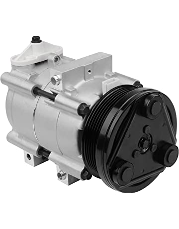 6 Grooves A/C Compressor & Clutch for Ford F-150, F-