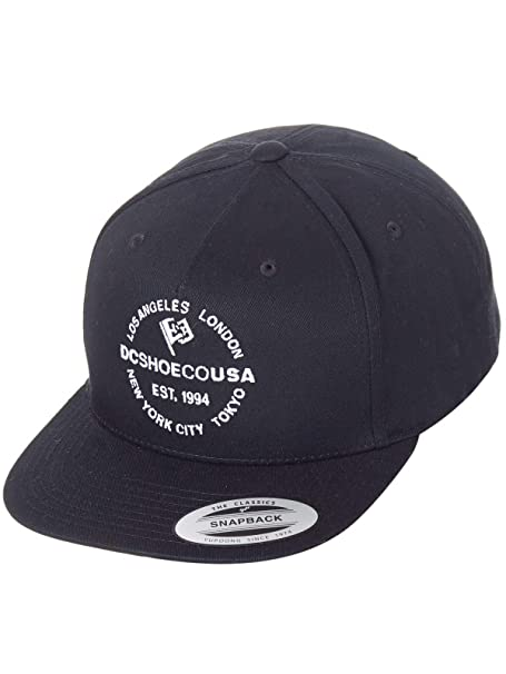 DC Shoes Starlighter - Gorra Ajustable - Hombre - One Size: DC ...