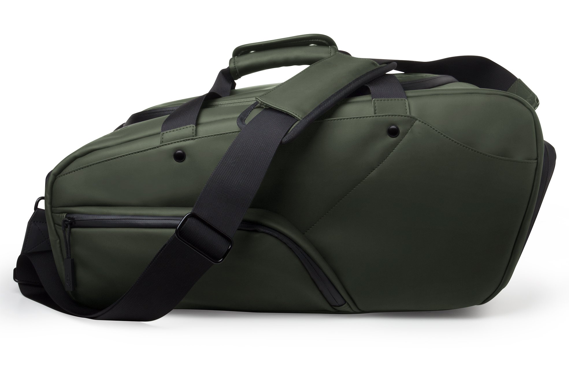 KP Duffle - The Ultimate Travel Bag (Army Green) by Keep Pursuing (Image #3)