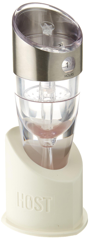 Host Adjustable Wine Aerator, Perfectly Aerate Any Wine